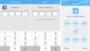 Как поставить пароль на приложение в iphone