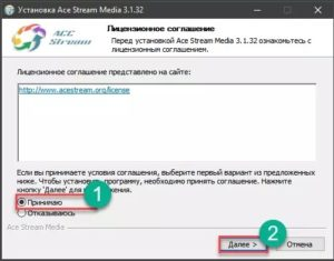 Ace Stream - мультимедийная платформа на базе BitTorrent-протокола