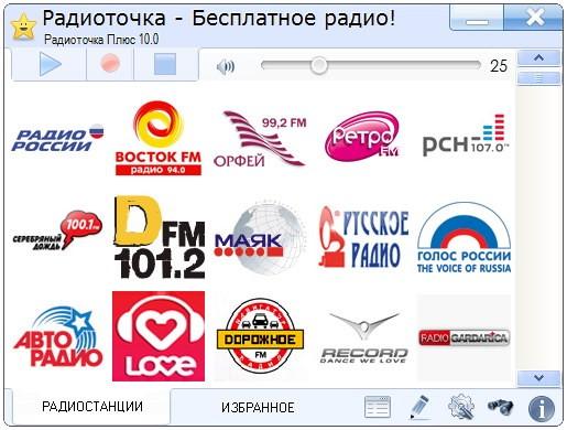 Радиоточка Плюс